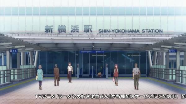 ラーメン大好き小泉さん登場店ガイド(横浜・名古屋編)