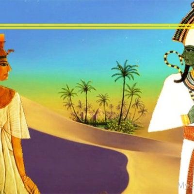 3/21 春分の日 エジプシャンマジックセレモニーの記事に添付されている画像