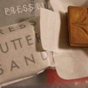 おひとり様 4つまでしか買えない!プレスバター サンド PRESS BUTTER SAND