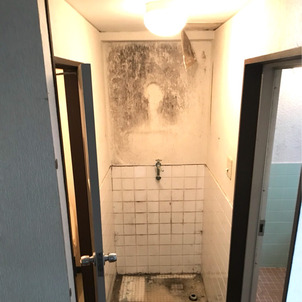 施工事例 マンションリノベーション【洗面・トイレ】の画像