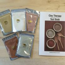 ICA認定クレイセラピー検定対応講座についての記事に添付されている画像