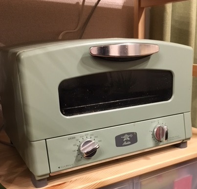 トースター 掃除 アラジン