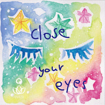 Close your…
