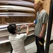 日本一のジャスティス工場でファクトリーマンたち〜もうすぐ膝の手術から一年経つけど〜