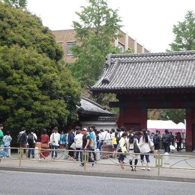 2019年開催の第92回五月祭(東京大学学園祭)の日程が発表されるの記事に添付されている画像