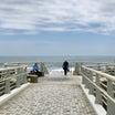 お昼からオフショアで波が良くなってる〜まだまだ間に合うから海へ向かいましょ〜♪