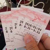 東京ディズニーリゾート2018年GW旅行記⑨とうちゃんの朝のTDL!