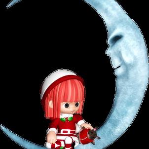 『月の すべり台』 星野萌のポエムからの画像