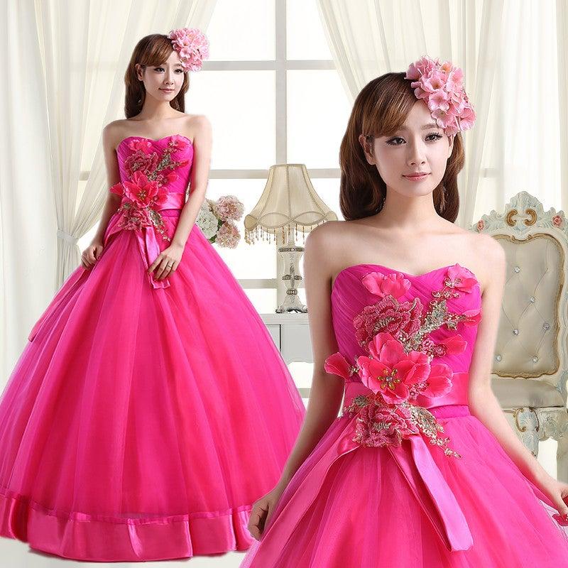 6791e689aa412 春の結婚式におすすめ♪ウェディングカラードレスを格安販売中です!!お ...