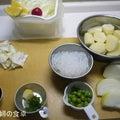 シニア夫婦の食卓