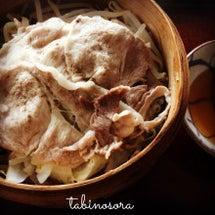 簡単夕食☆蒸し料理