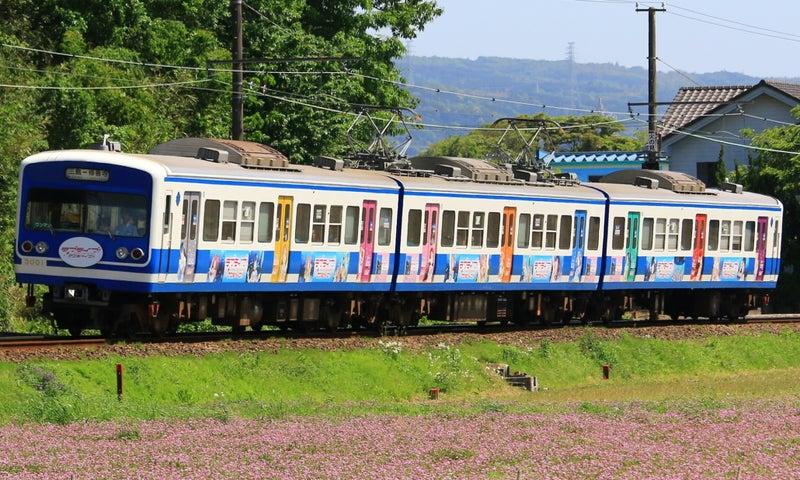 Izuhakone_Railway_Sunzu_Line_3000_Series