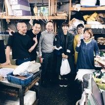 京都の中央卸売市場へ…