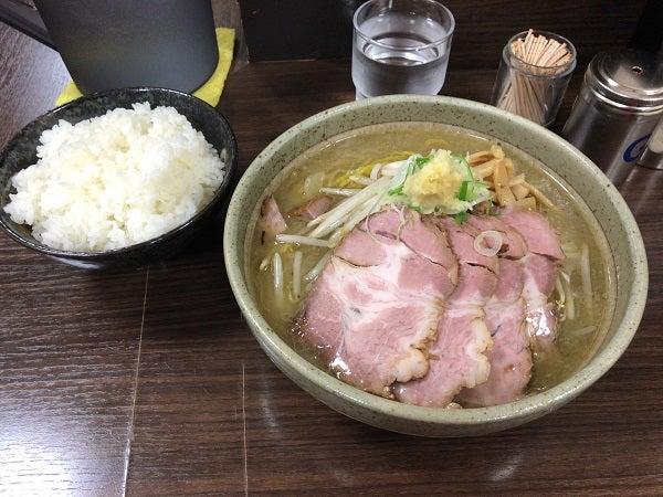 20180516 来斗 味噌チャーシュー大盛