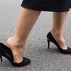 履くと痛くないけれども、かかとが浮くようなカポカポな靴が自分に合う靴だと誤認していませんか?の画像