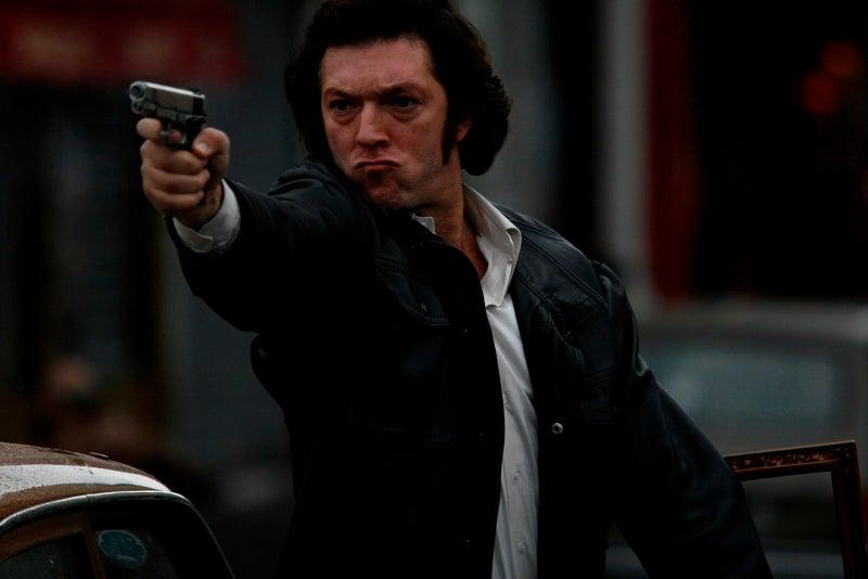 ジャック・メスリーヌ フランスで社会の敵No.1と呼ばれた男   仏映画