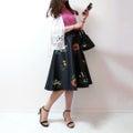 高身長OLの上品可愛い着回しコーデ♡ファッションブログ♡