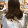 髪サラサラでいー感じ!の画像