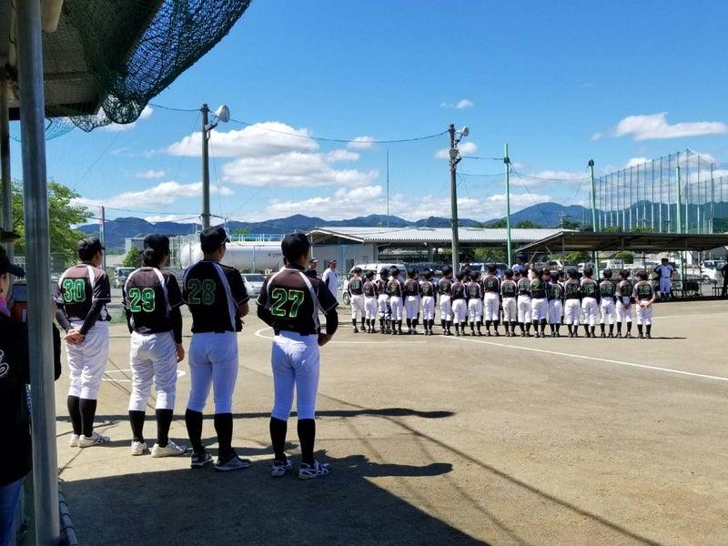 練習試合 vs 京ヶ島ジュニアバッ...