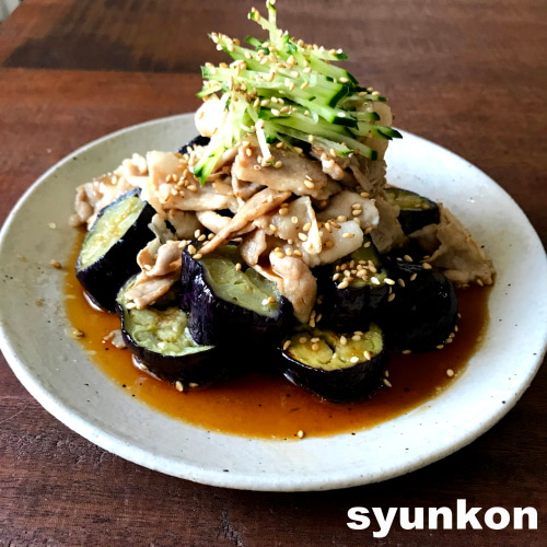 山本 ゆり なす 豚肉 豚バラとなすのたれつゆ炒め by山本ゆりさんの料理レシピ