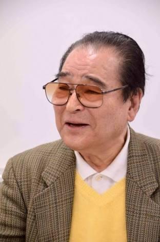 飯塚昭三さん、山口勝平さん、田...