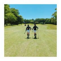 大好きなゴルフって。