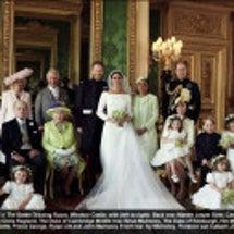 ハリー王子の結婚式