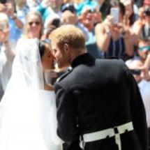 英国ハリー王子、婚礼…