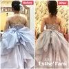 360度後悔しないドレス姿の画像
