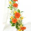 オレンジ色の花でアレ…