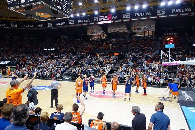 バレンシアBC(バスケットボール...