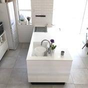 白いキッチンを保つために私がやっていること③ 〜天板のお手入れ編〜