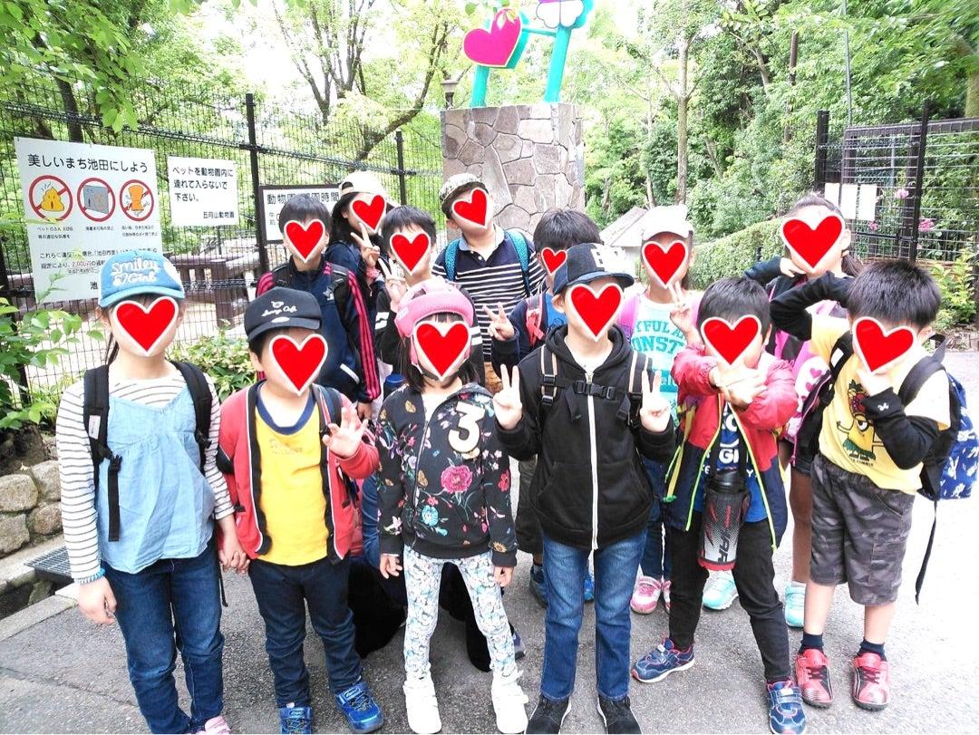 施設外学習 五月山動物園
