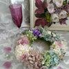 ガーデンのバラの  様な アレンジメントにの画像