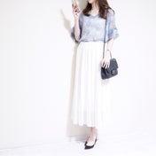【UNIQLO】ずっとヘビロテ♡年中使える990円スカート