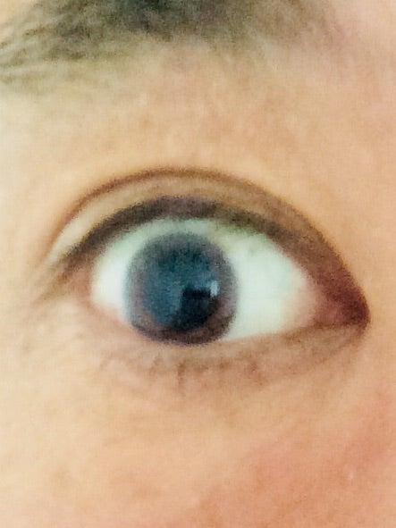 瞳孔が開いて見える世界 | .。.:*...