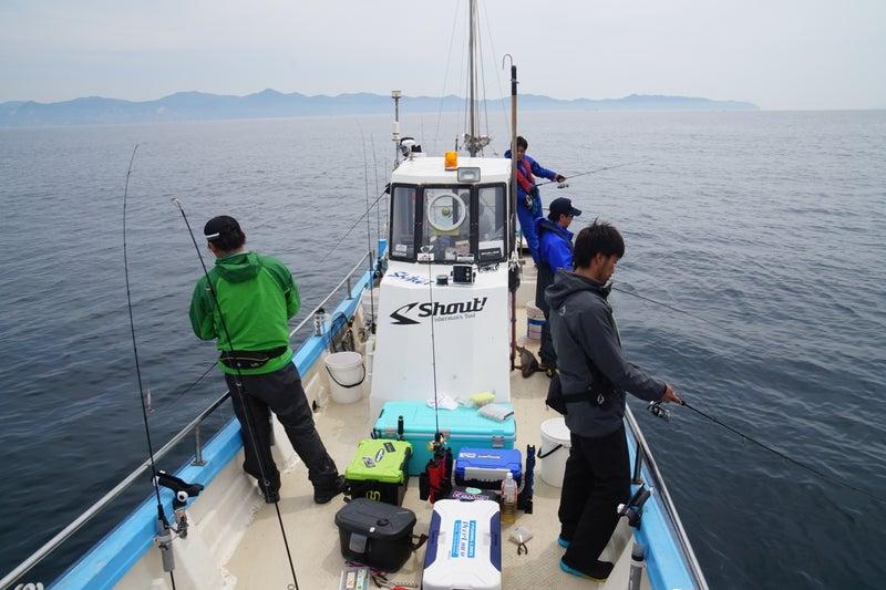 縦じゃなく横で狙うマダイジギング@高栄丸   ボーズレススタッフの釣行 ...