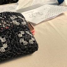 編み物勉強三昧