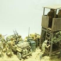 タミヤ 1/35 SASジープ 北アフリカ戦線の記事に添付されている画像