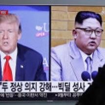 米朝会談中止 南朝鮮…
