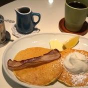 パンケーキ専門店のパンケーキ APOC