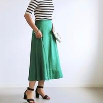 ★身長158cmロングスカート着比べ&着心地レポート^^の記事に添付されている画像