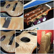 玉置浩二の使用により国内で名声を上げたギター ♪の記事に添付されている画像