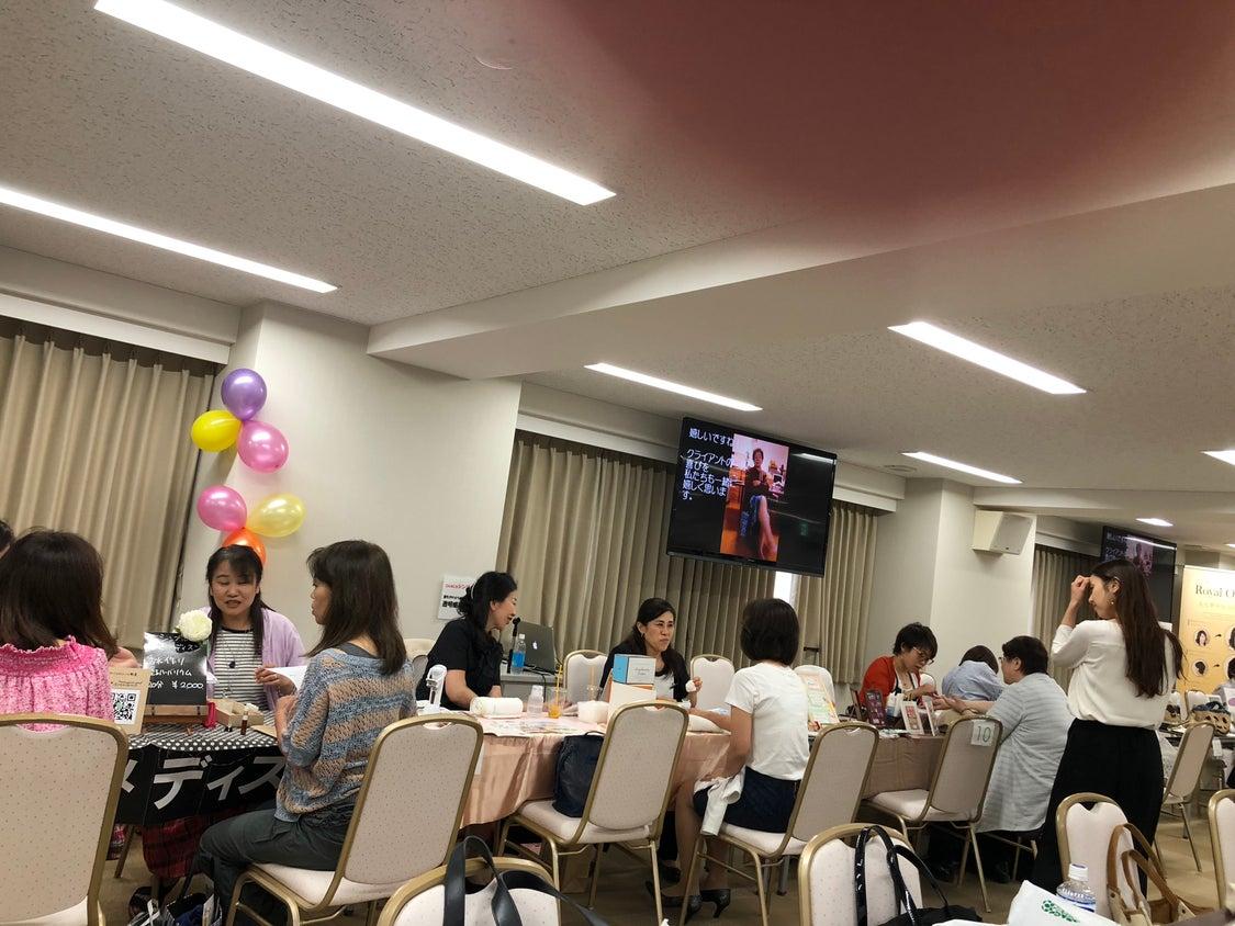 初参加の武蔵野美女活♫の記事より
