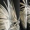 新作☆大胆でシャープな黒×白。黒のイージーリボンドレス EB-017の画像
