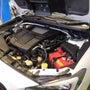 DIT車両のエンジン…