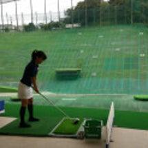日本でのゴルフレッス…