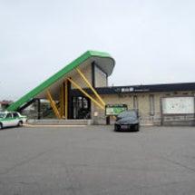 平成25年に駅舎が建…