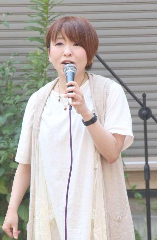 武村麻実さん