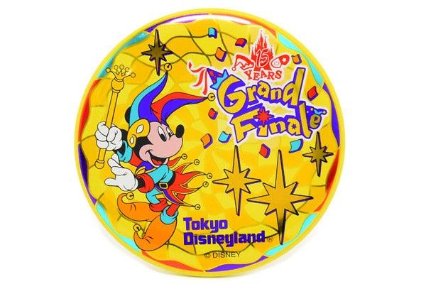 おもちゃ屋KNot a TOY東京ディズニーリゾート(ランド&シー)のアニバーサリー缶バッチ各種:)